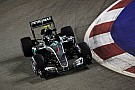 Росберг обережний щодо темпу Mercedes