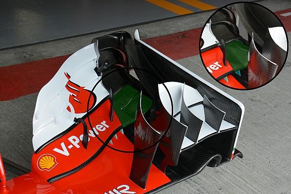 Технический обзор ГП России: Ferrari продолжает погоню за Mercedes
