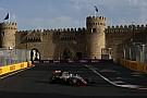 Formula E Baku would be
