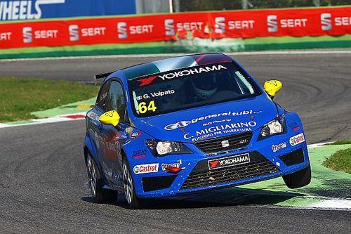 La Seat Ibiza Cup va in pensione con una doppietta di Volpato
