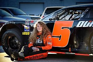 NASCAR Truck Breaking news Dominique Van Wieringen to make NASCAR Truck debut at Phoenix