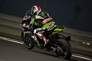 World Superbike Qualifying report Qatar WSBK: Rea denies Hayden pole
