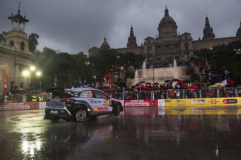 Rally di Catalogna: torna nel percorso 2018 la speciale-spettacolo del Montjuic!