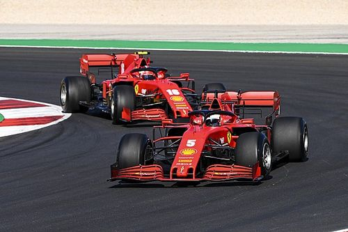 """Vettel ammette: """"Leclerc ora è su un altro pianeta"""""""