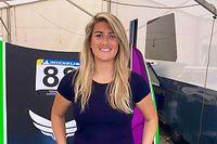 Jade Edwards handed BTCC debut with Vauxhall team
