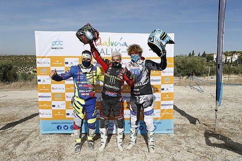 Kevin Benavides se anota la victoria en el Rally de Andalucía
