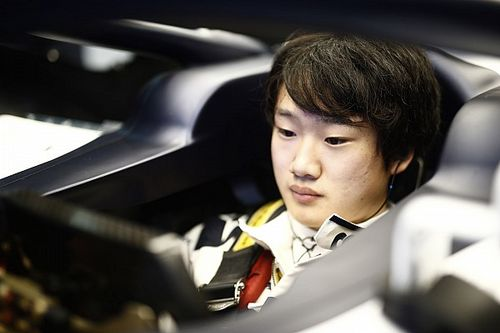 The meteoric rise of F1's first 21st century-born racer