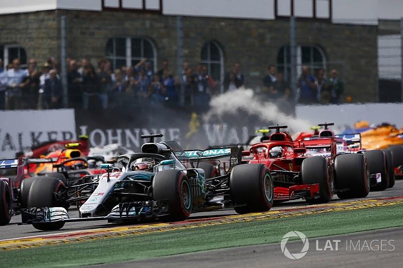 Ferrari: Mercedes tak biasa
