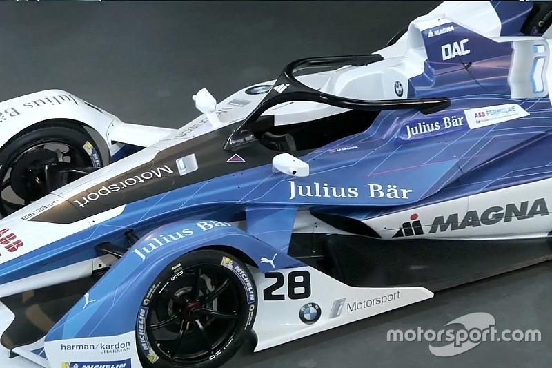 Da Costa e la new entry Sims per il team ufficiale BMW di Formula E