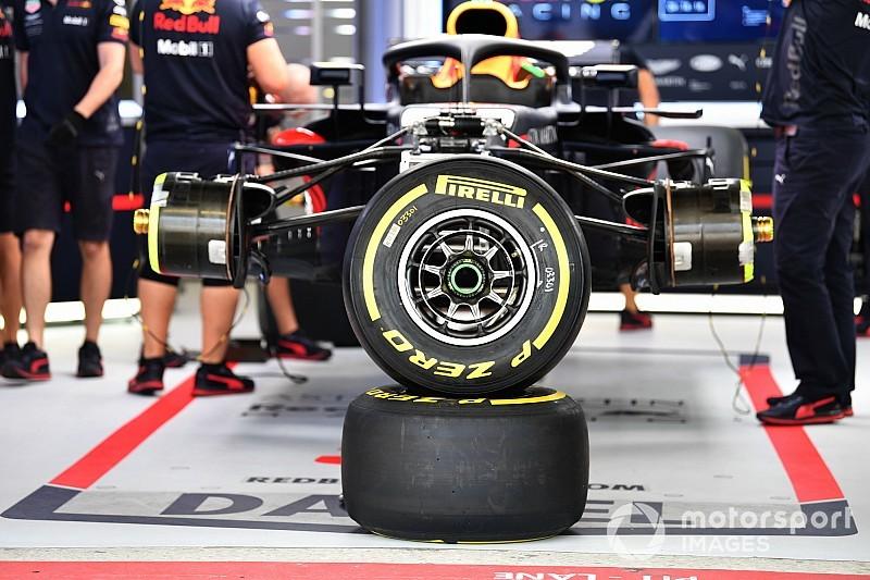 Vettel met agressieve bandenkeuze naar Austin, McLaren conservatief