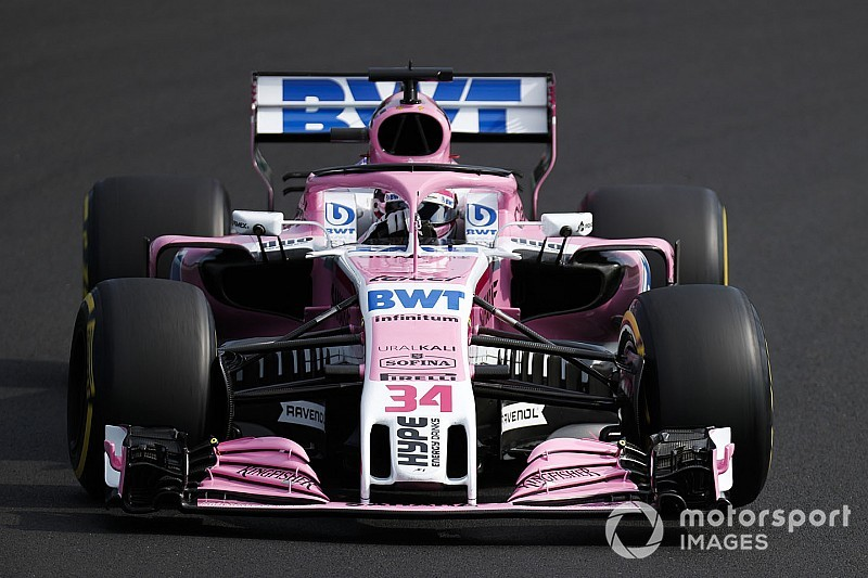 Uralkali claims it is suing Force India administrators