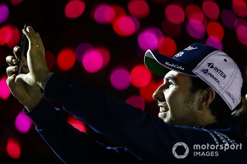 Force India renova com Perez para temporada 2019