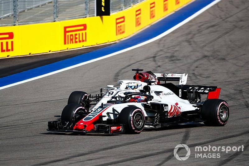"""Grosjean: """"Az Orosz Nagydíjon nem volt meg a csúcsteljesítményem"""""""
