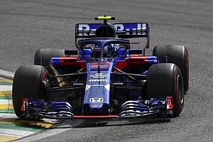 Gasly dice que Toro Rosso necesita