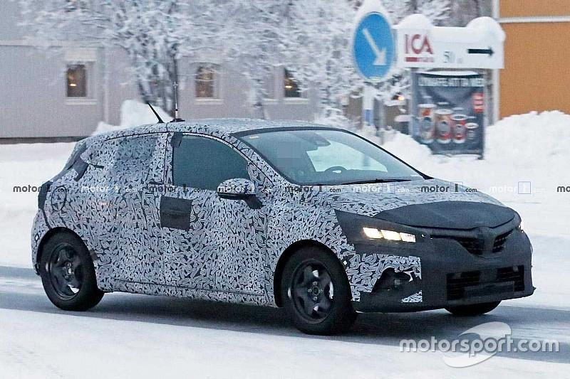 Renault оприлюднила дату презентації оновленої моделі Clio