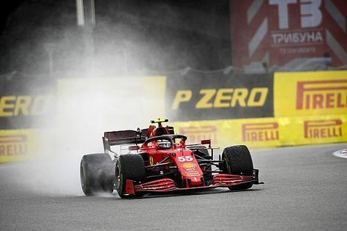 """Sainz, tras ser 2º en Q3: """"Vamos a dar guerra el domingo"""""""