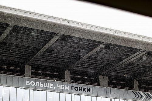 ¿Qué puede pasar con la clasificación para el GP de Rusia ante la lluvia?