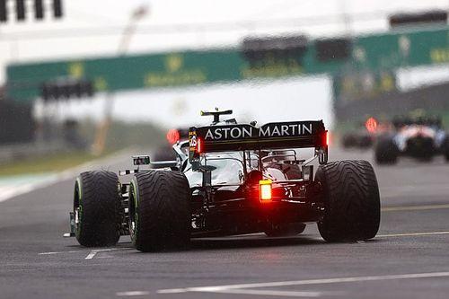 Aston Martin fait appel de la disqualification de Vettel