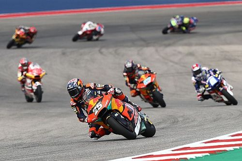 Raul Fernandez Ogah Sesumbar Jelang Moto2 Emilia Romagna