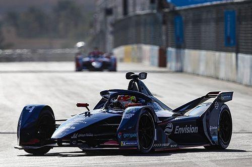 فورمولا إي: فرينز يتقدم على دي فريز خلال التجارب الحرة لسباق الدرعية الثاني