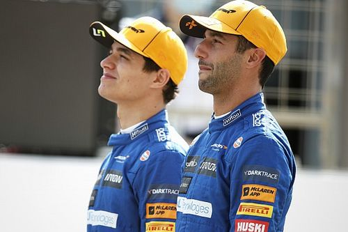 Norris nem érez együtt a nehezen kezdő Ricciardóval