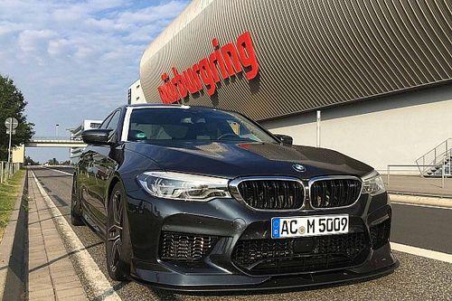 ¿Cuánto cuesta rodar en Nürburgring con tu coche?