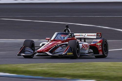 Van Kalmthout pakte eerste overwinning in IndyCar Series