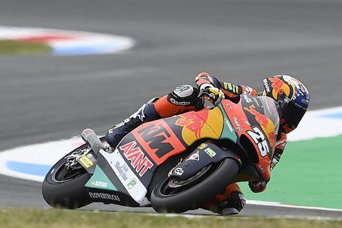 Moto2 Assen 3. antrenman: Raul Fernandez, sıralama turları öncesinde lider
