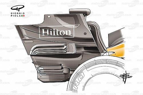 Les nouveautés de McLaren pour se rapprocher de Mercedes