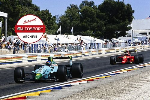 Archive: When the French GP almost produced F1's greatest shock