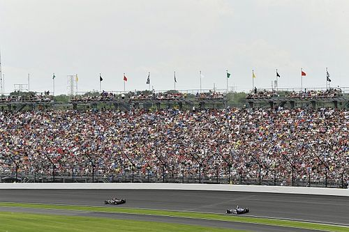 Indy 500 fan capacity to be approximately halved