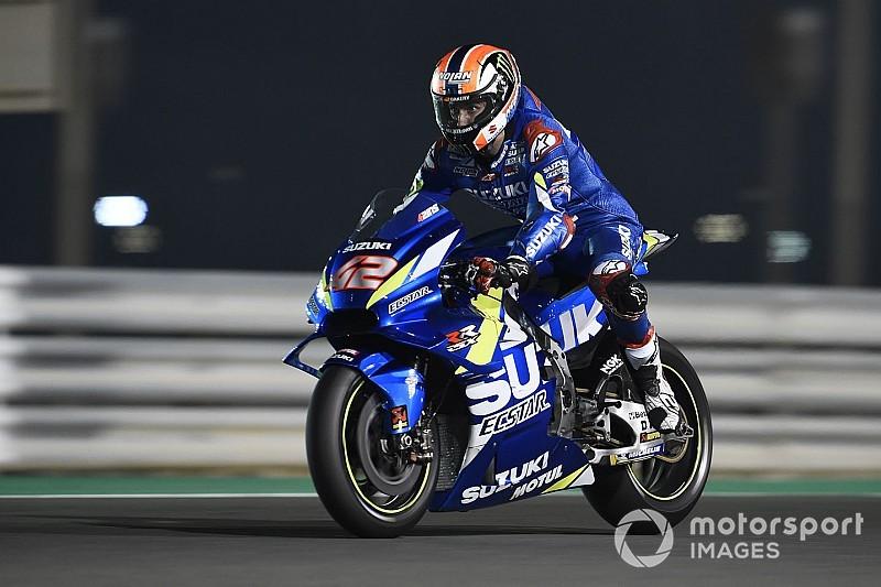 A Suzuki volt a leggyorsabb a második katari tesztnapon, Rossi csak a 19.