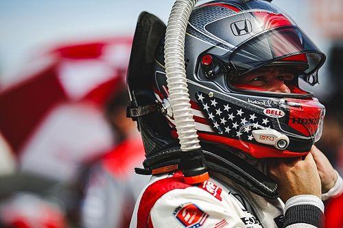 Indy 500 antrenman: Andretti, 1996'dan sonraki en hızlı turu attı
