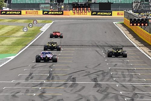 British GP to run evening F1 qualifying session