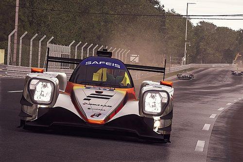 LIVE: Kijk hier de virtuele 24 uur van Le Mans