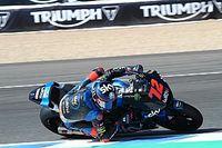 Moto2, Andalusia, Qualifiche: pole di forza per Bezzecchi
