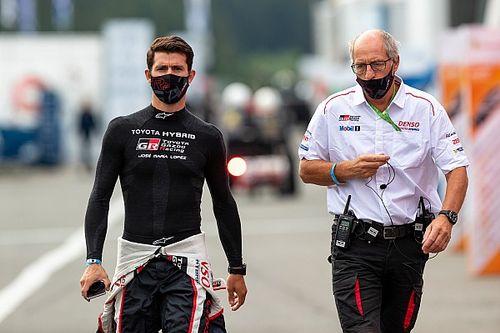 López, invitado al DTM Trophy con un Toyota Supra