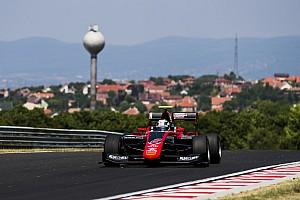 GP3 Testverslag Honda-talent Fukuzumi snelste tijdens GP3-testdag Hongarije