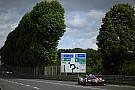 Pechito López fue tercero en el test en Le Mans