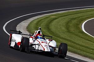 IndyCar Отчет о тренировке Бурдэ стал быстрейшим в пятой тренировке Indy 500, Алонсо 4-й