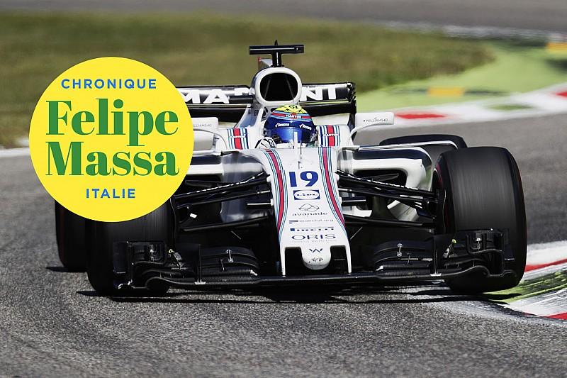 Chronique Massa - Un bon résultat avant une course difficile
