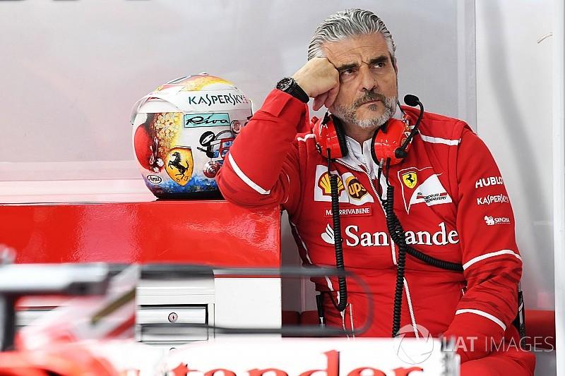 "Vettel: Arrivabene, ""o homem certo"" para liderar a Ferrari"