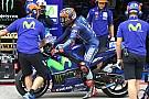 MotoGP Виньялес попросил Yamaha не менять ему шасси после неудачи в Австрии