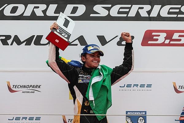 Formula V8 3.5 Fittipaldi column: Retaking F3.5 championship lead a relief