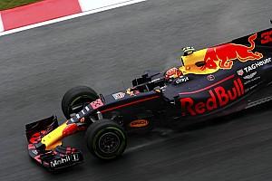 F1 Reporte de prácticas Verstappen manda en una primera práctica pasada por lluvia
