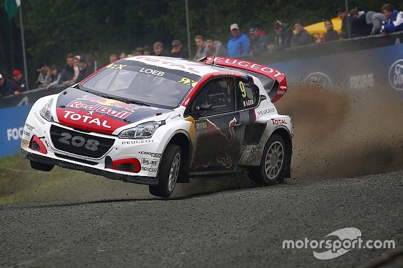 Peugeot, 2018 WRX sezonu için Loeb ile anlaşma yeniledi