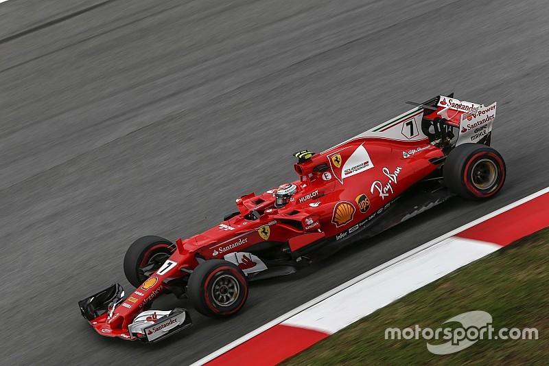 Гран Прі Малайзії: Ferrari виграла третю практику
