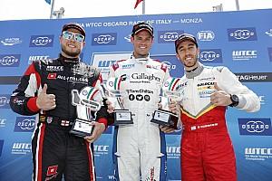 WTCC Crónica de Carrera Tom Chilton gana la Open Race del WTCC en Monza
