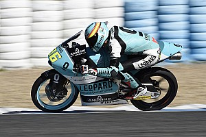 Moto3 Verslag vrije training Mir meldt zich aan kop in tweede training op Jerez