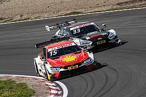 DTM Actualités Rast contrarié par la stratégie de BMW à Zandvoort